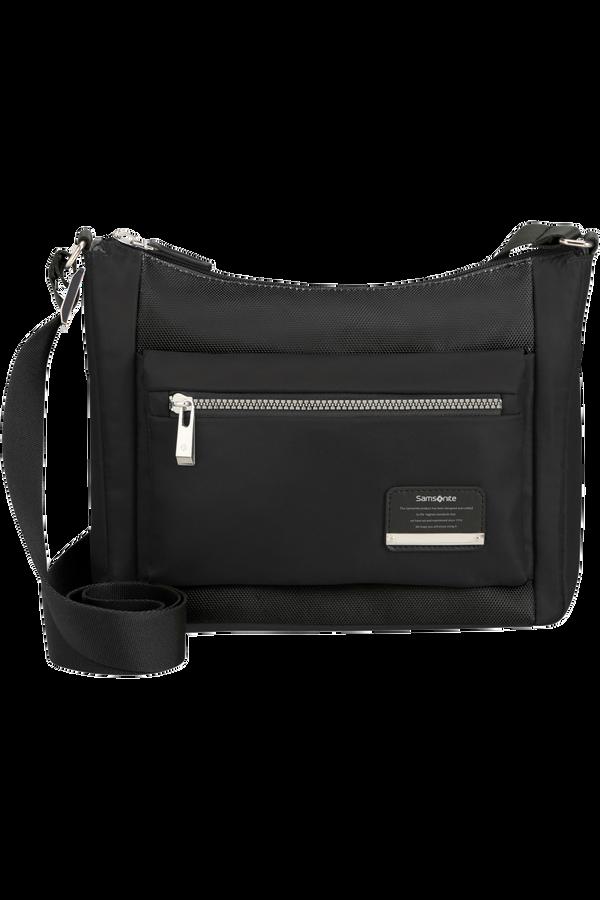 Samsonite Openroad Chic Shoulder Bag + 1 Pkt S  Black