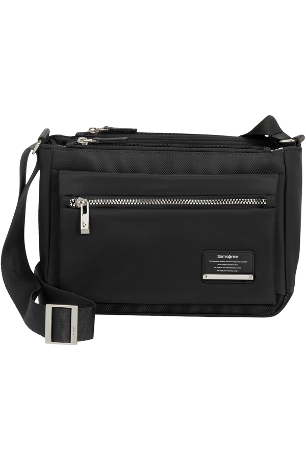 Samsonite Openroad Chic Horiz. Shoulder Bag  Black