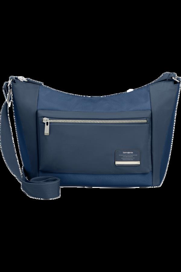 Samsonite Openroad Chic Shoulder Bag + 2 Pkts M  Midnight Blue