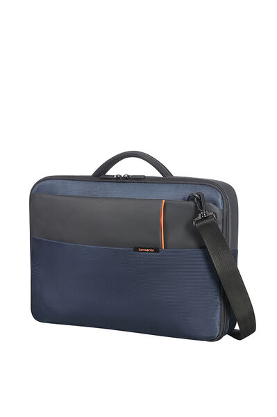 Qibyte Briefcase Blue