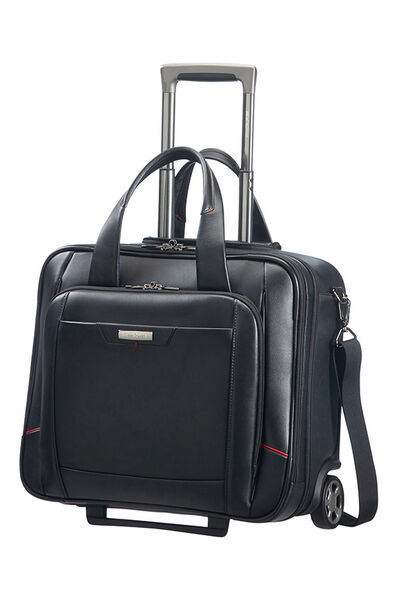 Pro-Dlx 4 Lth Rolling laptop bag