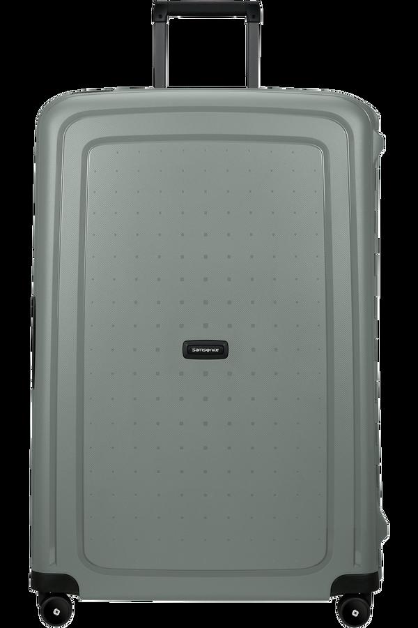 Samsonite S'cure Eco Spinner Post Consumer 81cm  Forest Grey