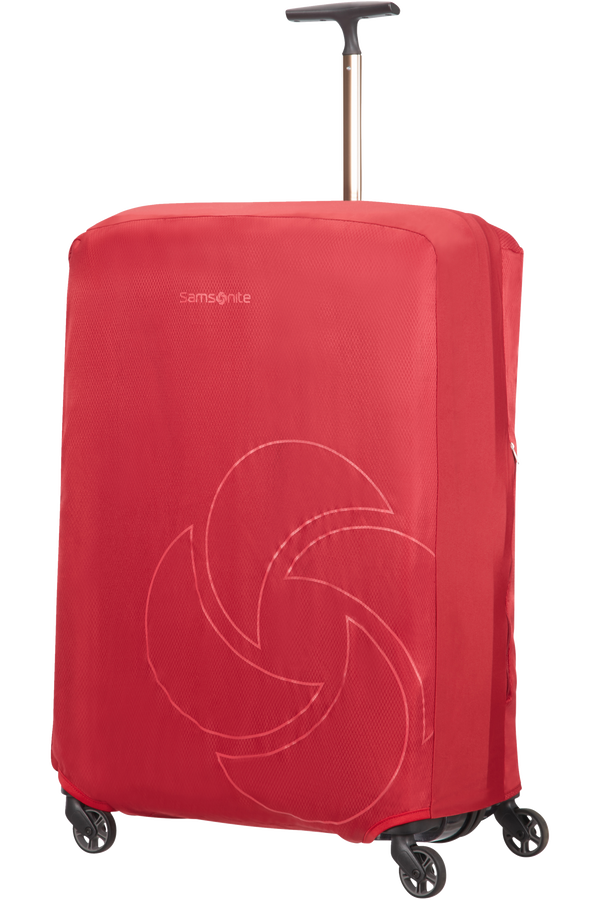 Samsonite Global Ta Foldable Luggage Cover XL  Red