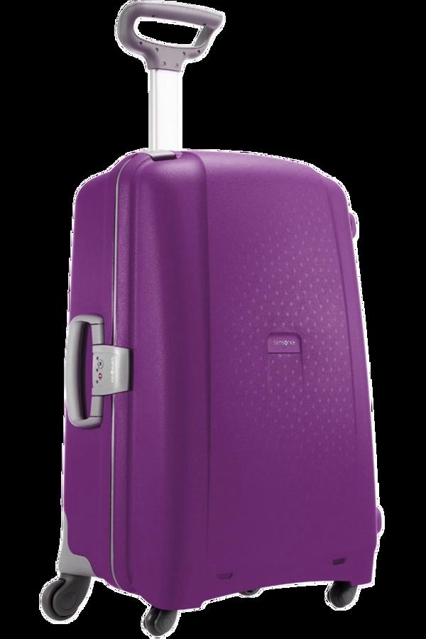 Samsonite Aeris Spinner 75cm/28inch Purple