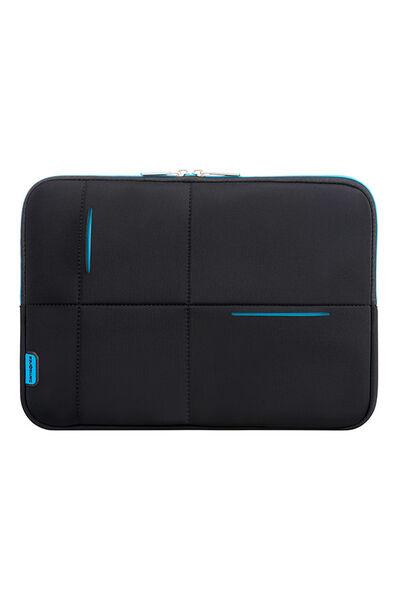 Airglow Sleeves Laptop Sleeve Black/Blue