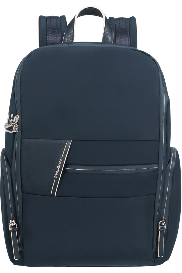 Samsonite Yourguard Backpack Squared 14.1'  Midnight Blue