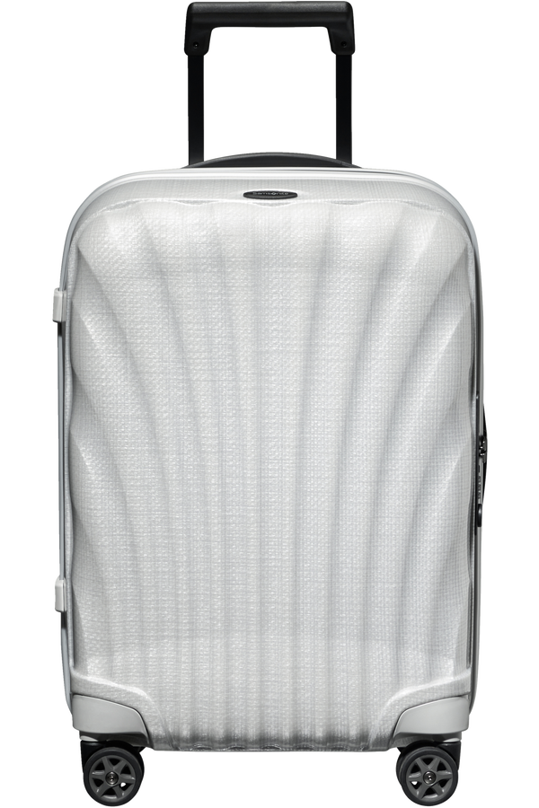 Samsonite C-Lite Spinner 55cm  Off White