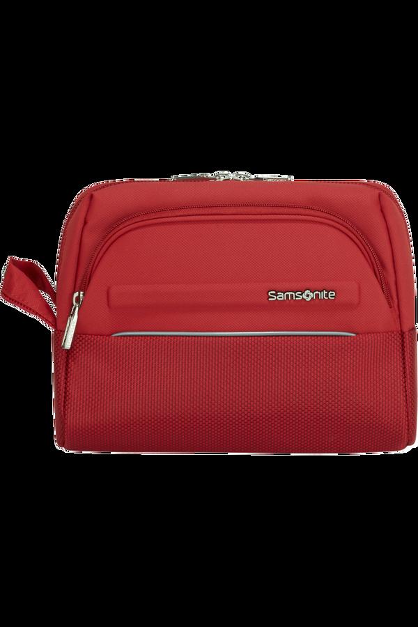 Samsonite B-Lite Icon Toilet Kit  Red