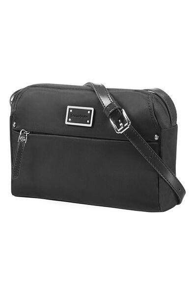 City Air Shoulder bag S Black