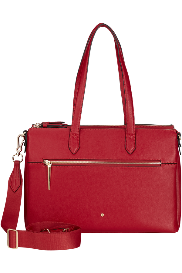 Samsonite Seraphina 2.0 Shopping bag  14.1'inch Tomato Red