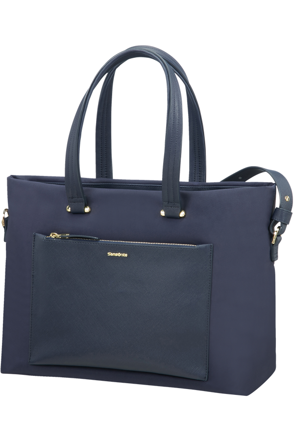 Samsonite Zalia Shopping Bag  39.6cm/15.6inch Dark Blue