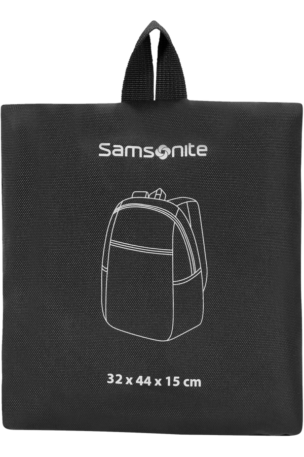 Samsonite Global Ta Foldable Backpack  Black