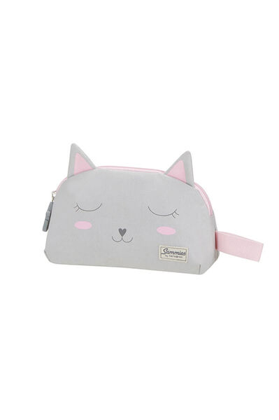 Happy Sammies Toiletry Bag Kitty Cat