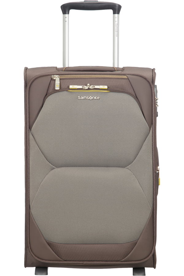 Samsonite Dynamore Upright Expandable 55cm  Taupe