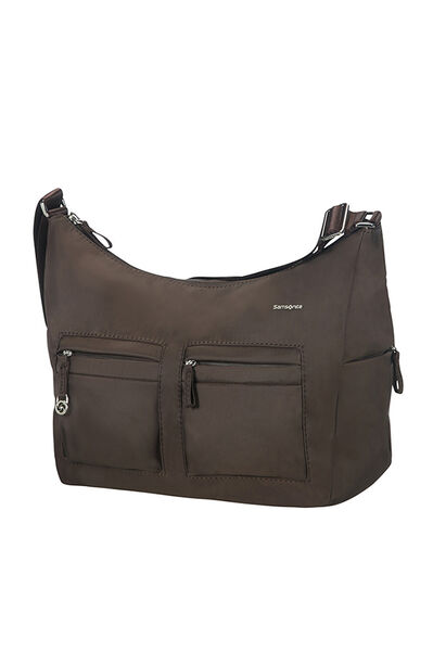 Move 2.0 Shoulder bag M Dark Brown
