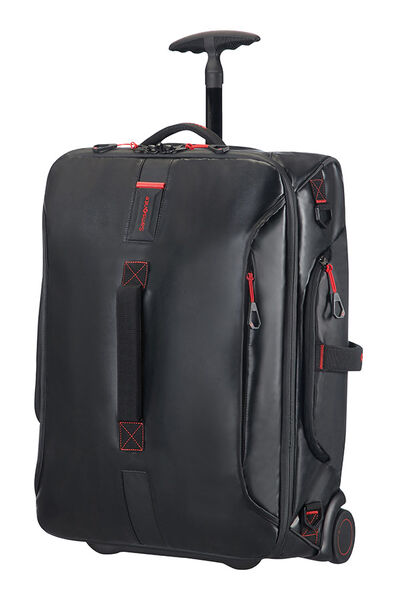Paradiver Light Duffle with wheels 55cm Black