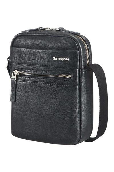 Hip-Class Lth Crossover bag S