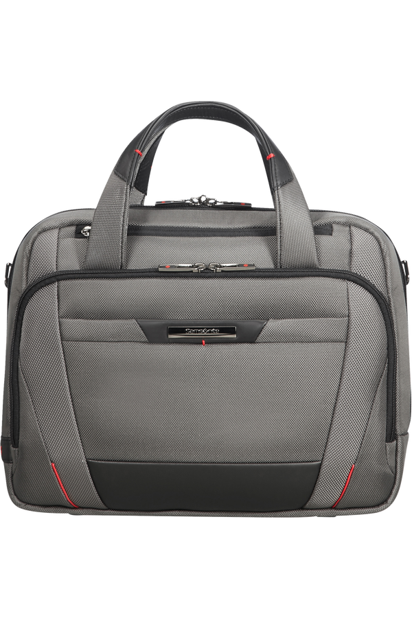 Samsonite Pro-Dlx 5 Laptop Bailhandle  35.8cm/14.1inch Magnetic Grey