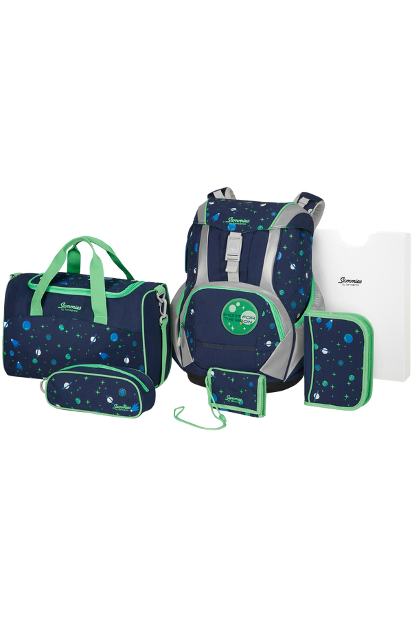 Samsonite Sammies Ergofit Set 2.0  Space Glow