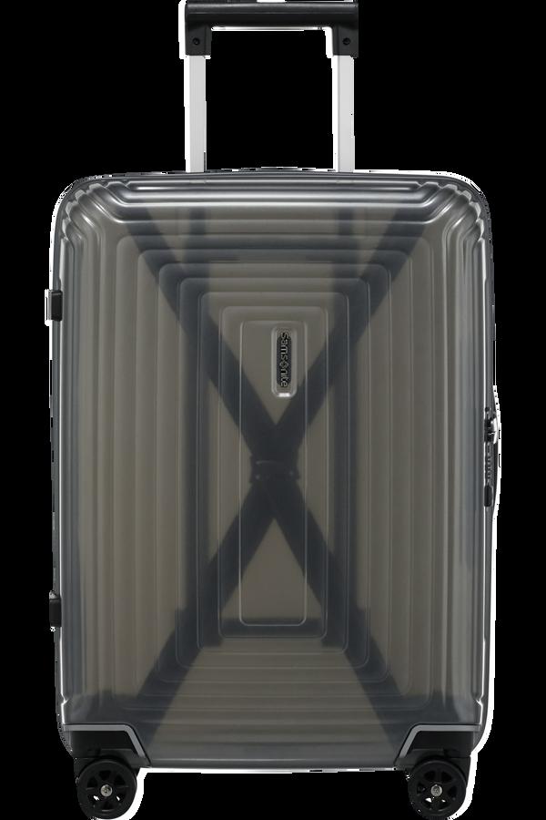 Samsonite Neopulse Lifestyle Spinner Ltd 55cm  Transparent Grey