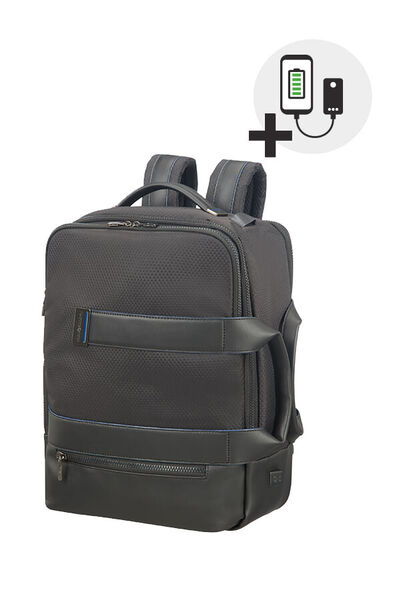 Zigo Laptop Backpack + Power Bank included M