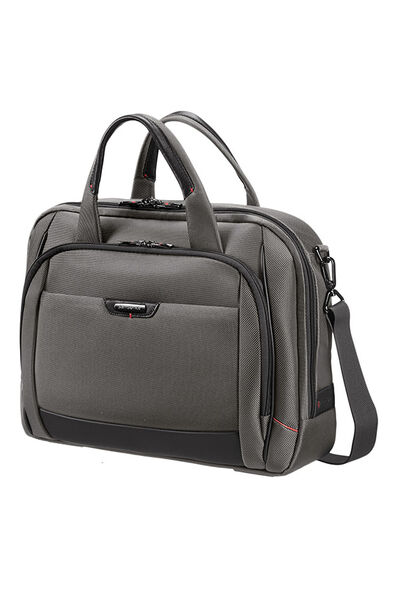 Pro-DLX 4 Business Briefcase Magnetic Grey