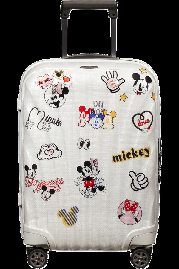 Samsonite C-Lite Disney Spinner Disney 55cm  Minnie/Mickey Stickers