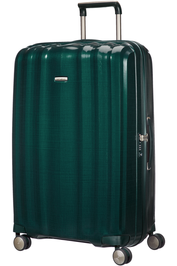 Samsonite Lite-Cube Spinner 82cm Green