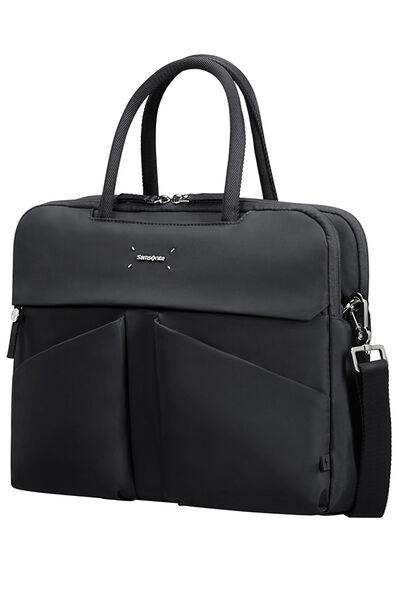 Lady Tech Briefcase Black
