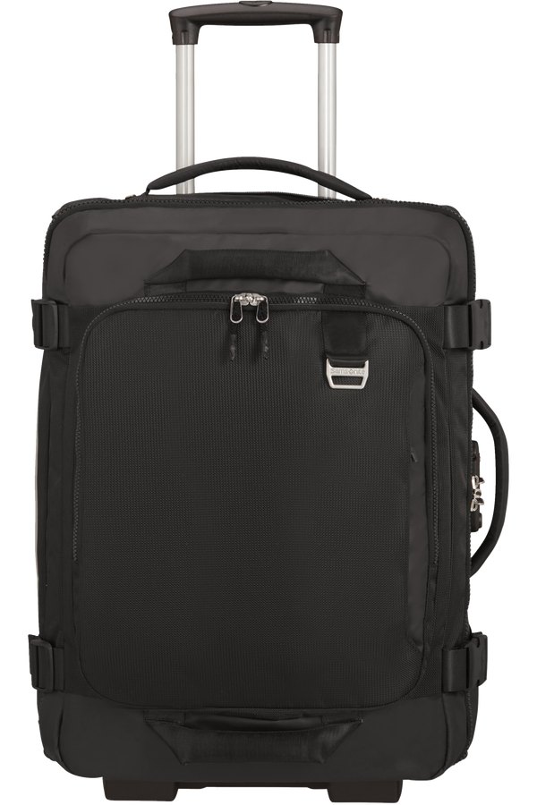 Samsonite Midtown Duffle with wheels 55cm  Black