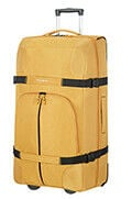 Rewind Duffle with wheels Sunset Yellow