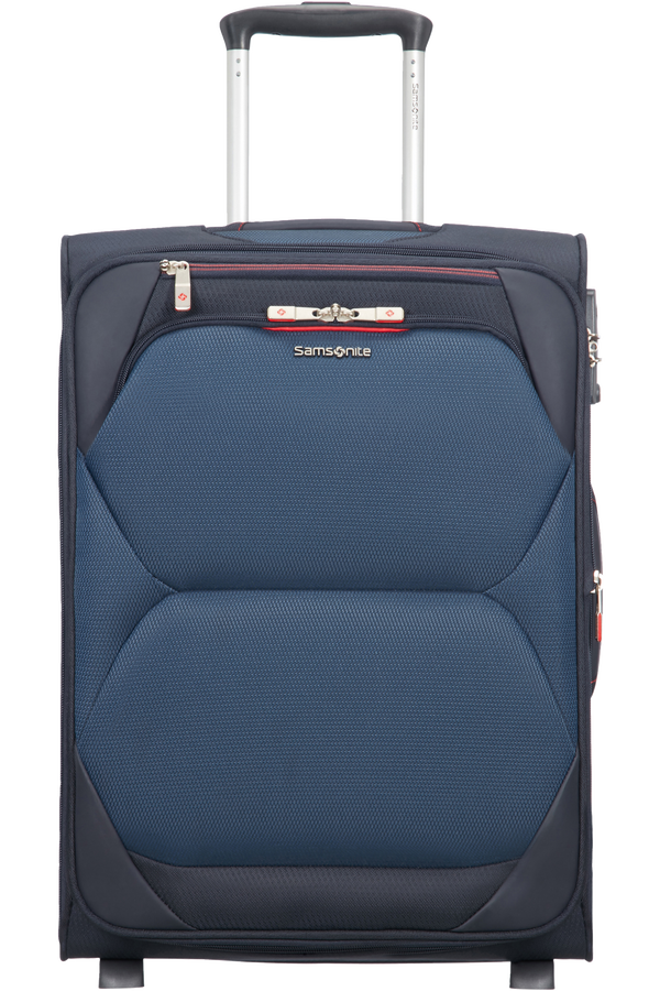 Samsonite Dynamore Upright Expandable Length 40cm 55cm  Blue
