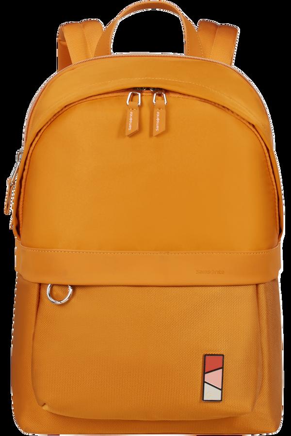 Samsonite Pow-Her Backpack  14.1inch Dark yellow
