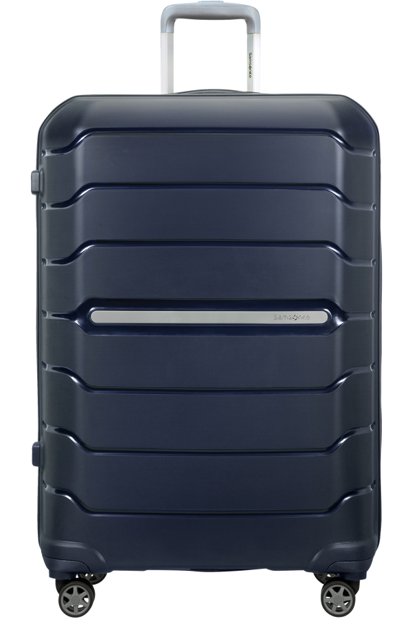 Samsonite Flux Spinner Expandable 75cm Navy Blue