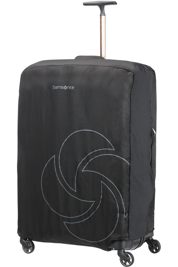 Samsonite Global Ta Foldable Luggage Cover XL  Black