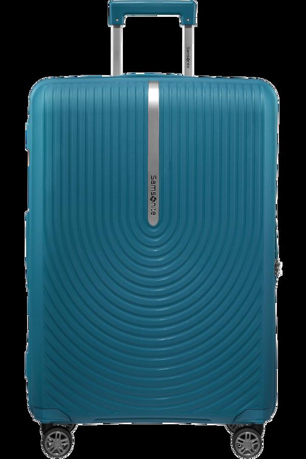 Samsonite Hi-Fi Spinner Expandable 68cm  Petrol Blue