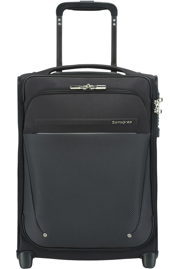 Samsonite B-Lite Icon Upright Underseater USB 45cm  Black
