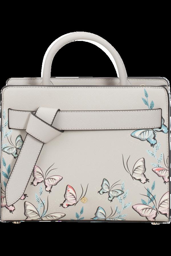Samsonite My Samsonite Micro Bag Print  Butterfly Light Grey Print