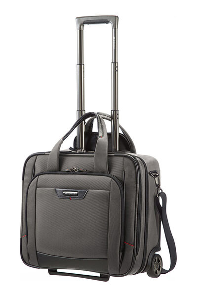 Pro-DLX 4 Business Rolling laptop bag Magnetic Grey