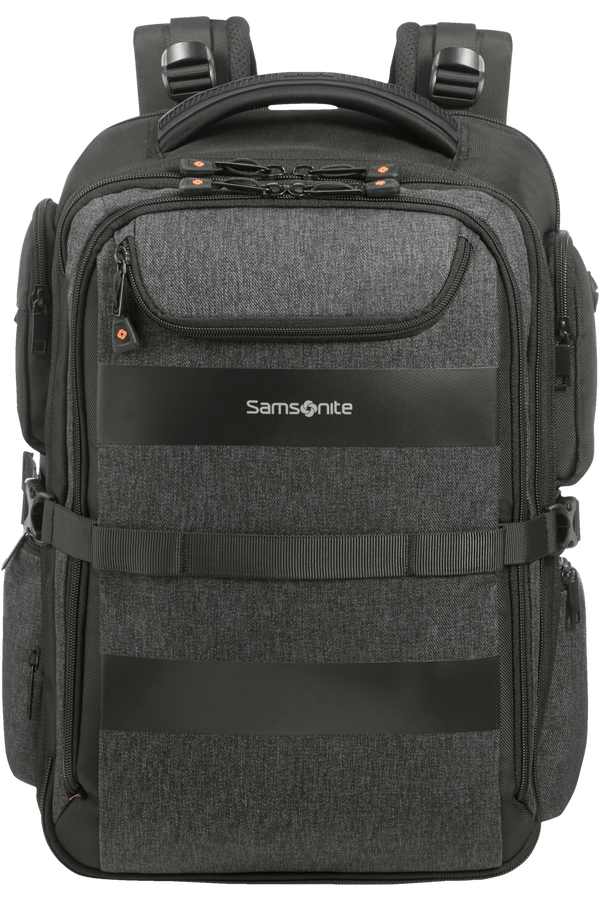 Samsonite Bleisure Backpack 15.6' Exp Overnight  Anthracite