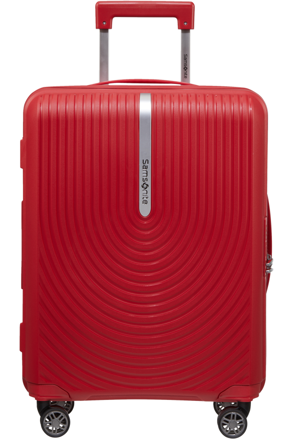 Samsonite Hi-Fi Spinner Expandable 55cm  Red