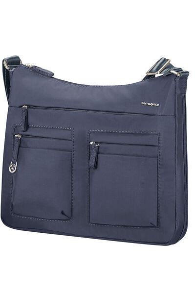 Move 2.0 Hobo bag M Dark Blue