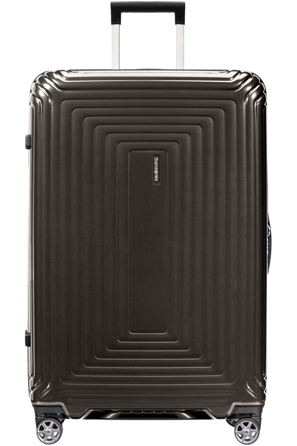 Samsonite Neopulse Spinner 69cm Metallic Black