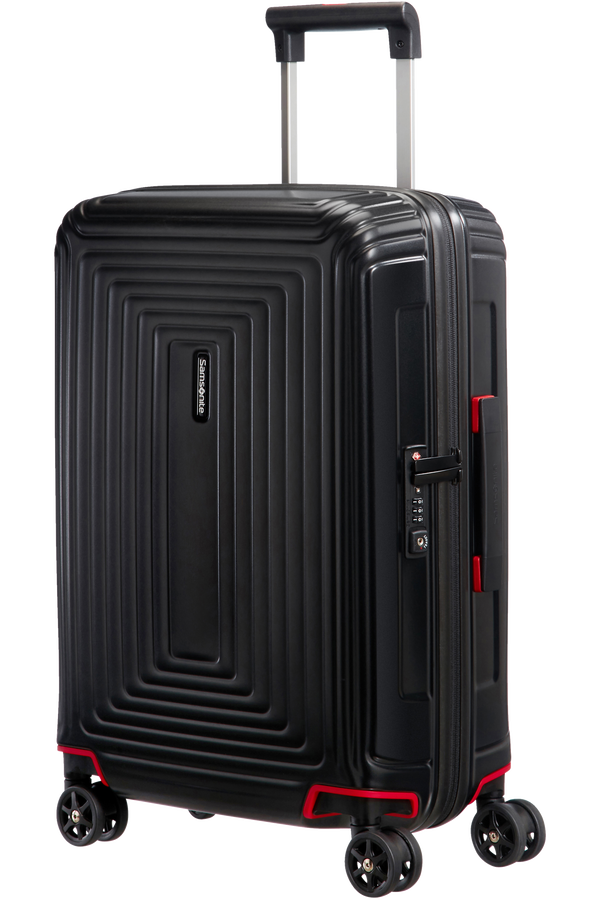 Samsonite Neopulse Spinner 55cm Matte Black