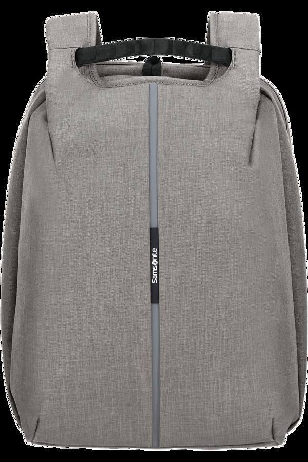 Samsonite Securipak Travel Backpack Expandable 15.6'  Cool Grey