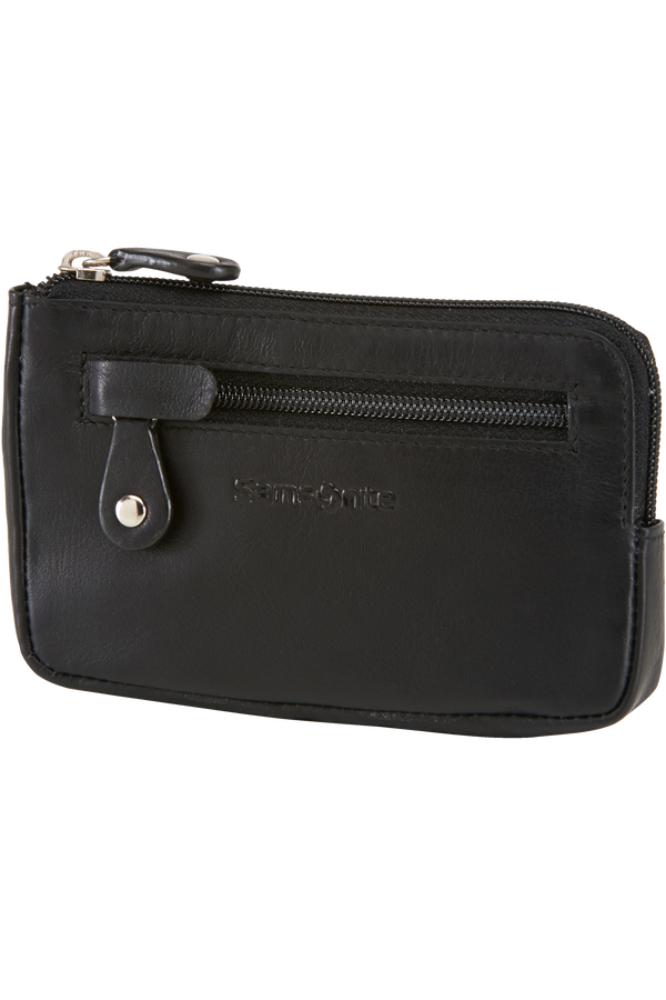 Samsonite Success SLG Zip Key Pouch 2 R Black