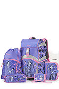 Ergonomic Backpack Backpack Rapunzel