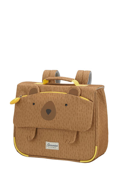 Happy Sammies School Bag S Teddy Bear