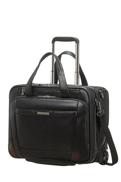 Pro-Dlx 5 Lth Rolling laptop bag
