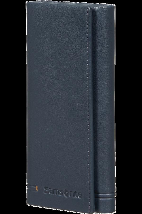 Samsonite Simpla Slg 502 - Key Hanger 6 Hooks  Petrol Blue
